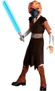 Star Wars Kostüm Plo Koon Clone Trooper Clone Wars Gr. 116 122 128
