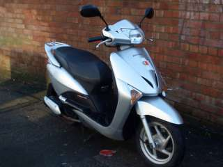 2009 Honda Lead NXH 110 Scooter in Silver with Warranty