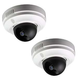 Bundle 2 pieces Grandstream GXV3611_HD Fixed Dome High
