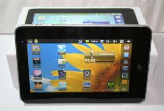 TABLET PC 7 Google Android 2.2 FROYO VIA PAD WIFI 3G