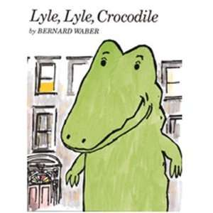Houghton Mifflin HO 395137209 Lyle Lyle Crocodile Book