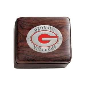 Georgia Bulldogs Ironwood Box: Sports & Outdoors