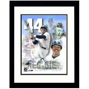 New York Yankees   Reggie Jackson Composite:  Sports