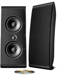 Polk Audio Speaker OWM5 Black, Factory Authorized