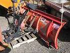 WESTERN UNIMOUNT UNI MOUNT SNOWPLOW SNOW PLOW FRAME 8 FOOT GMC FORD