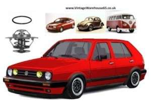 Vw Golf GTi Mk2 1.8 8v & 16V Replacement Thermostat Kit