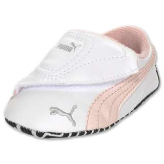 Puma Drift Cat Crib Shoe  FinishLine  White/Pink/Silver