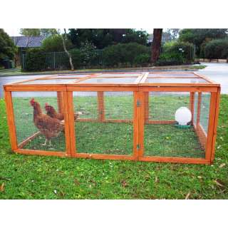 PVC Chicken Run Plans