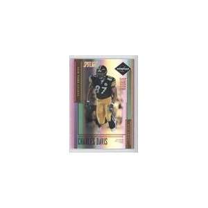 Limited Bronze Spotlight #164   Charles Davis/50 Sports Collectibles