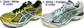 ASICS GT 2160 MENS RUNNING SHOES US6.5~12.5 / D & 2E