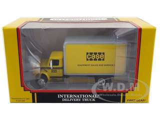Brand new 154 scale diecast car model of International Delivery Truck