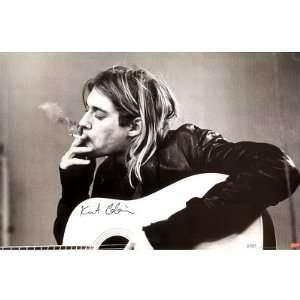 Kurt Cobain Nirvana Rock Star 22x34 POSTER Poster Print, 34x22