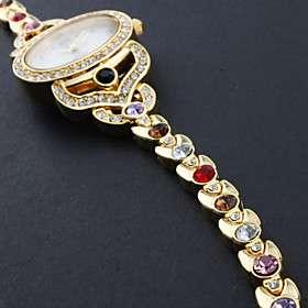 Quartz Bracelet Watch For Women(Gold),  On All Gadgets