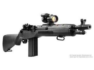 Airsoft/softairgun aeg M14 Special Operation på Tradera. Övriga