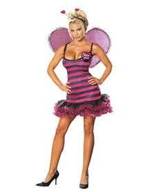 Sexy Bee Mine Adult Womens Costume