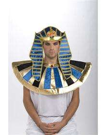 Complete your costume with this classic adult mens blue and gold