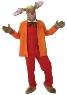 in Wonderland Costumes March Hare Costumes Deluxe March Hare Costume