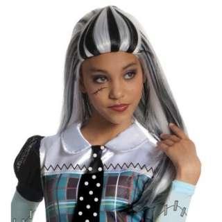 Monster High   Frankie Stein Wig (Child), 801228