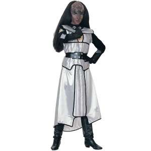 Star Trek The Next Generation Deluxe Klingon Female Adult Costume