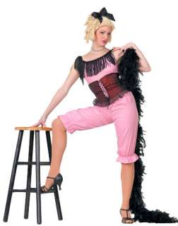 Sexy Adult Saloon Girl Costume   Western Costumes