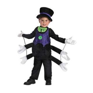 Itsy Bitsy Spider Toddler Costume   Costumes, 18605