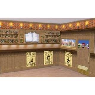 Western Bar/Saloon Scene Kit Ratings & Reviews   BuyCostumes