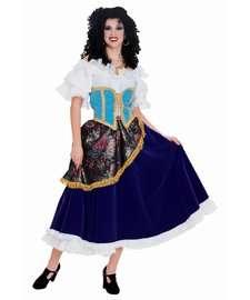 Esmeralda Costume for Adults  Deluxe Gypsy Dancer Costume