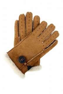 Australia  Chestnut Bailey Button Sheepskin Glove by UGG Australia