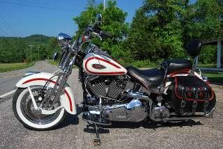 Harley Davidson  Softail in Harley Davidson   Motorcycles