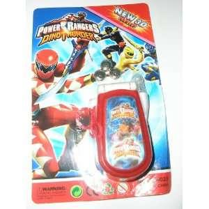 Power Rangers 3D Scene Change Toy Cell Phone & Batteries