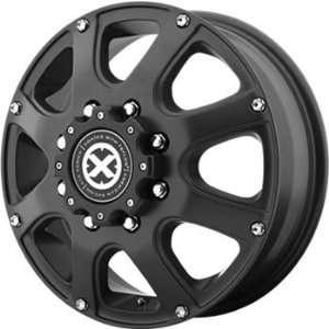 American Racing ATX Ledge 16x6 Teflon Wheel / Rim 8x6.5 with a 111mm