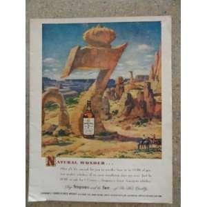 whiskey men,horses/natural wonder) 1948 The American Legion Magazine