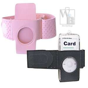 Lux Apple iPod Nano Armband Accessory Case  Players
