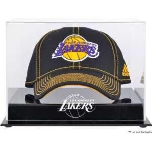 Los Angeles Lakers Acrylic Cap Logo Display Case  Sports