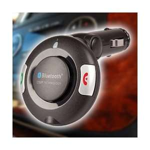 Lighter Bluetooth Hands Free Car Kit  Players & Accessories