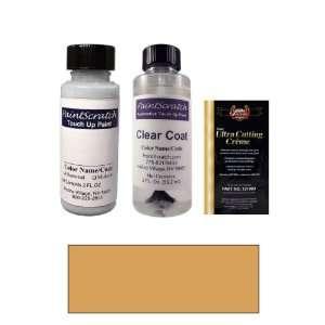 2 Oz. Gold Metallic Paint Bottle Kit for 1985 Chevrolet
