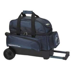 NFL Double Roller Bowling Bag  Seattle Seahawks Sports