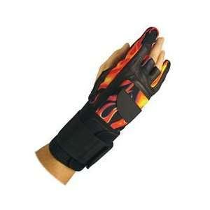 BSI Deluxe Glove Flame Right Hand Medium  Sports