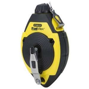 Pack Stanley 47 140L 100 FatMax Chalk Line Reel: Home Improvement