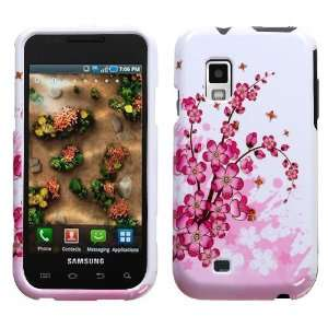FLOWER CHERRY BLOSSOMS DESIGN HARD CASE COVER Cell Phones