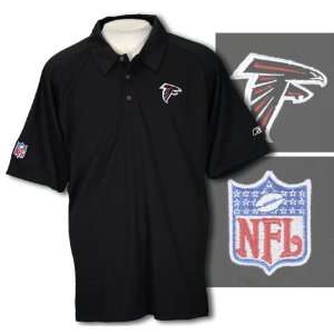TRACER Short Sleeve NFL Coaches Polo Shirt, Black