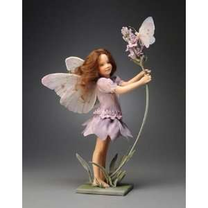 R John Wright Collectible Dolls   Lavender Fairy