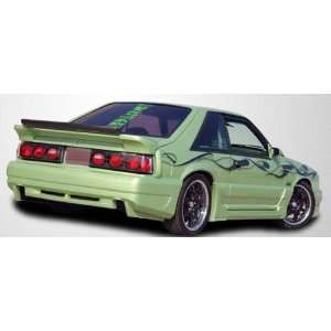 1979 1993 Ford Mustang Couture Demon Rear Bumper Automotive