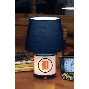 13 MLB Detroit Tigers Baseball Multi Function Table Lamp