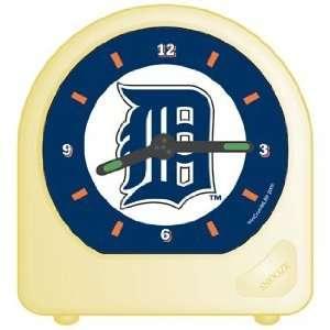 MLB Detroit Tigers Alarm Clock   Travel Style