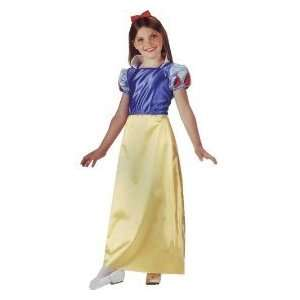 Snow White Disney Princess Dress Playwear Costume Size 7