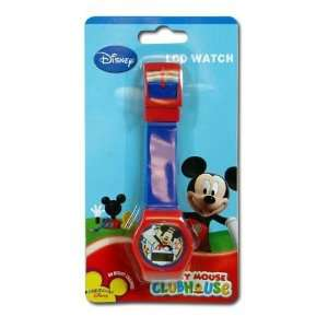 Disney Mickey Clubhouse Digital LCD Watch For Kids Sports