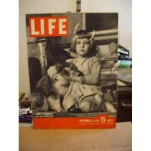 Life Magazine   September 8, 1947