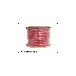 Fire Alarm Cable Unshielded FPLP CMP 16AWG 4 Conductor PVC