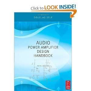 Audio Power Amplifier Design Handbook 5th (Fifth) Edition